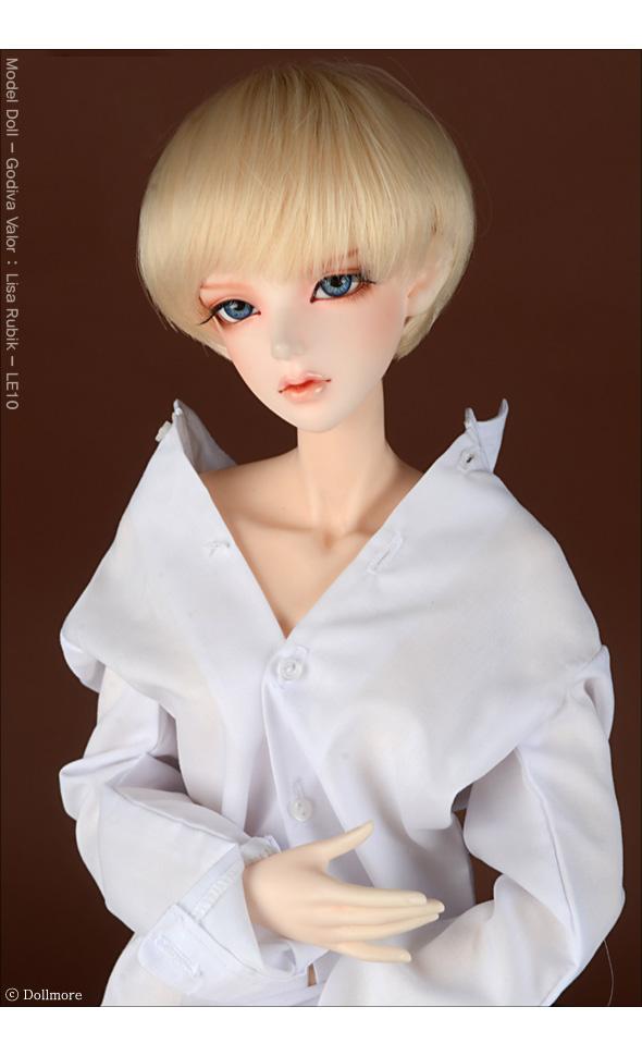 (8-9) Effic Short Wig (Blonde)