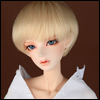 (8-9) Effic Short Wig (Blonde)