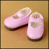 "12"" Basic Girl Shoes (Pink)"