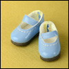 "12"" Basic Girl Shoes (Sky)"