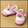"""12"""" Len Ribbon Shoes (Pink)"""