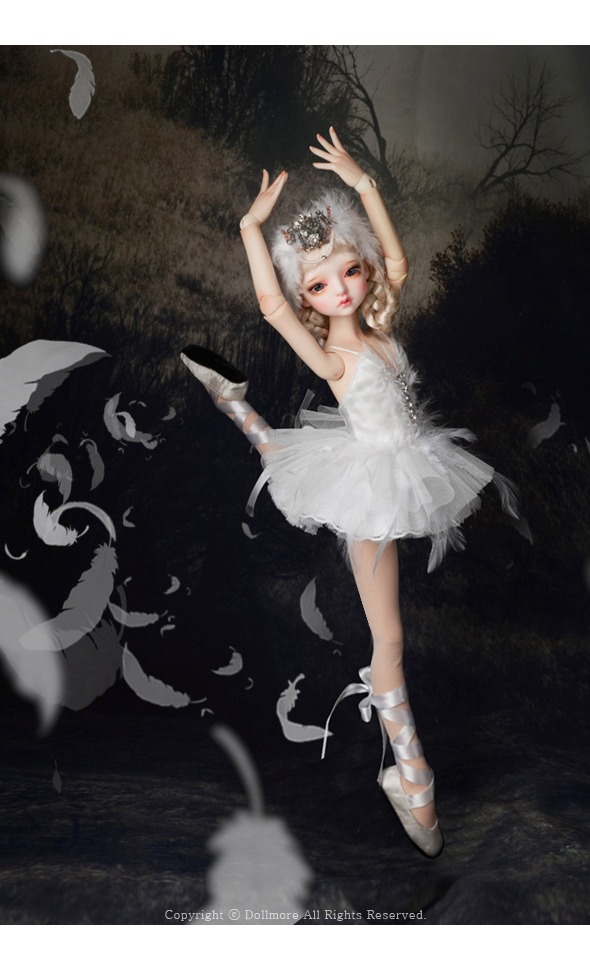 Ballerina Kid - White Swan Lake Ha Seol - LE20