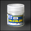C46 GSI CREOS(군제) Mr.컬러 클리어 투명 유광 도료 병락카