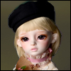 (13-14)Zoey Beret Hat (베레모 : Black)