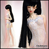 Model doll size - Basic Model Line Lingerie Set (White)