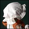 (7-8) Sleeping Cap (수면모자 : White)