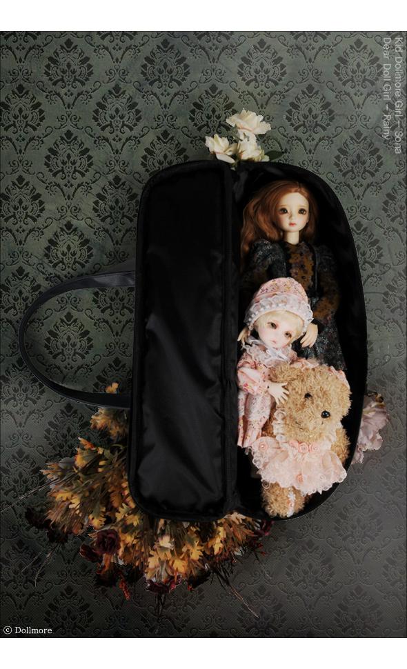 MSD Light Carrier Bag (Black)