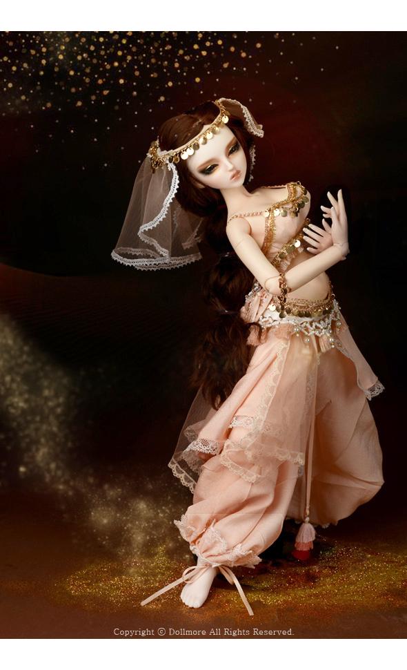 Judith Girl Doll - Habibi; Zinna - LE10