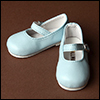 MSD - Macaron Mary Jane Shoes (Mint)