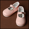 MSD - Macaron Mary Jane Shoes (Pink)