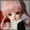 (5) Sayomi Mohair Wig (Pink)