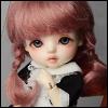 (5) Sayomi Mohair Wig (D Pink)