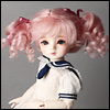 (6-7) Candycandy Wig (Pink)