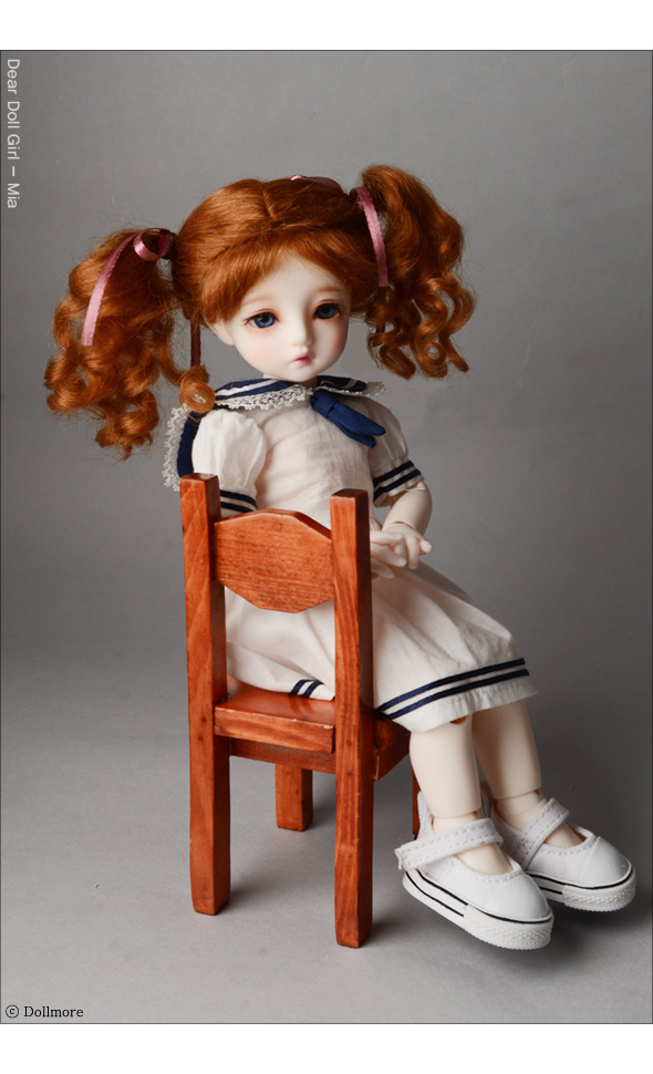 (6-7) Candycandy Wig (Carrot)