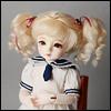 (6-7) Candycandy Wig (Blonde)