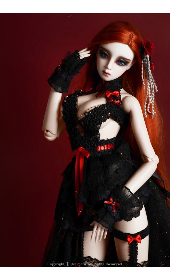 Model Doll - End of the Black summer ; Glamor Hayarn - LE10