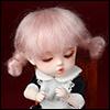 (5) Guyomi Mohair Wig (Pink)