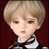 (7-8) Zeke Short Cut Wig (AD Blonde)
