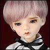 (7-8) Zeke Short Cut Wig (AS Pink)