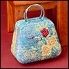 Free - Iron Fashion Handbag (FL Blue)