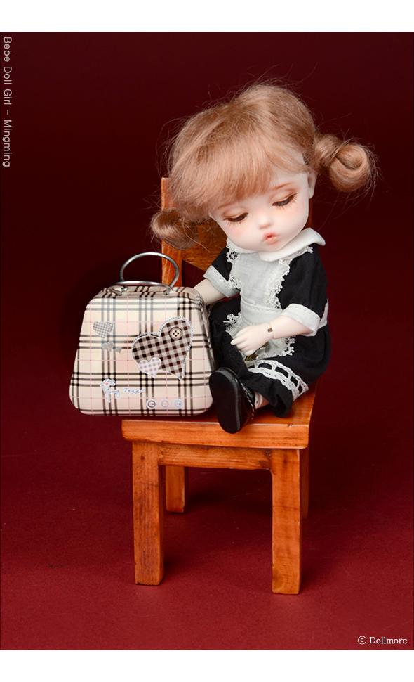 Free - Iron Fashion Handbag (C Beige)