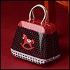 Free - Iron Fashion Handbag (R Black)