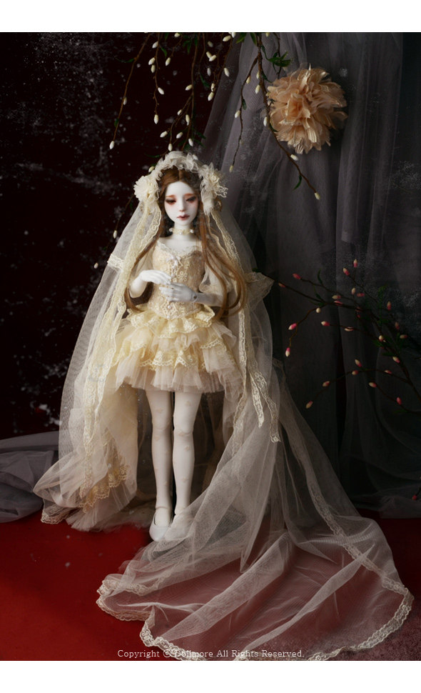 Grace Doll - Autumn Bride : Thinking Hee ah - LE 20