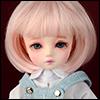 (선주문)(6-7) Pageboy Cut Wig (Pink)
