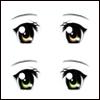 Dollmore's Eye Decale (아이데칼) - Sunlight Eye (정면)