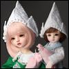 (7-8) Aroa Hat (White)