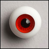 Meister Glass Eyes 14mm (Red (B))