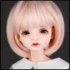 (7-8) Pageboy Cut Wig (Pink)
