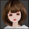 (7-8) Pageboy Cut Wig (Brown)