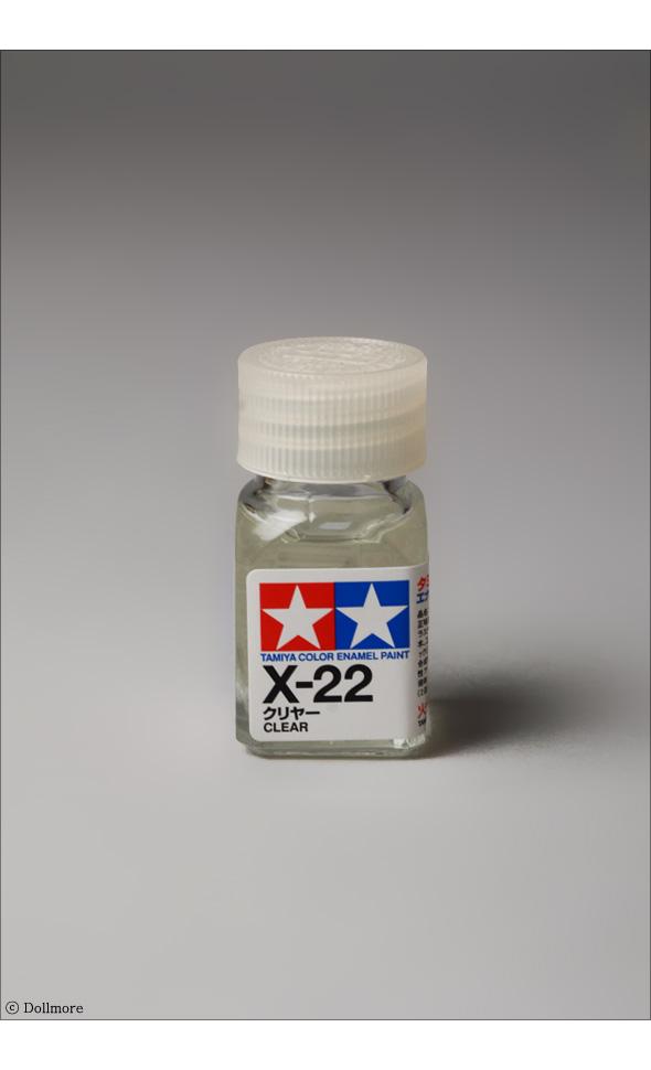 X-22 클리어(CLEAR) / 에나멜 (광택)