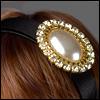 MSD & SD - L Pearl J Headband (467)