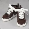 Model F & SD - DH Running Shoes (Brown)