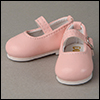 Dear Doll Size - Macaron Mary Jane Shoes (Pink)