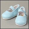 Dear Doll Size - Macaron Mary Jane Shoes (Sky)