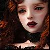 Grace Doll - Autumn Black Bride : Tara - LE 20