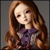 (7-8) Oenna Long Wig (Brown)