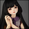 (7-8) DC Curl Wig (Black)