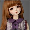 (7-8) DC Curl Wig (Brown)