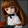 (6-7) DC Curl Wig (Brown)