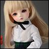 (6-7) DC Curl Wig (Blonde)
