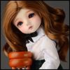 (6-7) Oenna Long Wig (Brown)