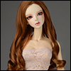 (8-9) Oenna Long Wig (Brown)