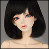 (8-9) SSC Short Wig (Black)