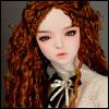 (13-14) Alexandra Wig (Carrot)