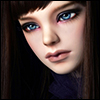 Trinity Doll - Dark Violet Mirror ; klaire - LE10