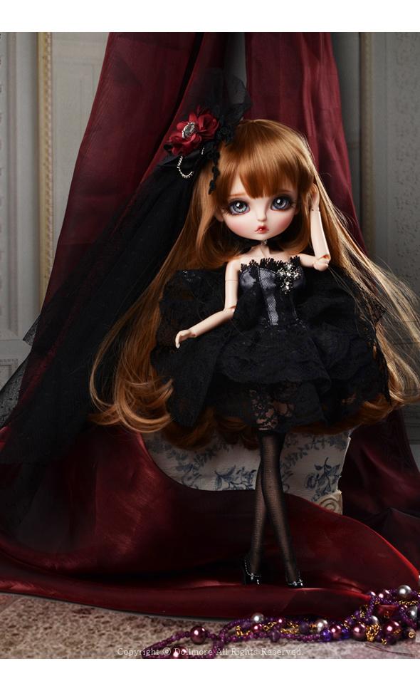 Neo Lukia Doll - Violet In The Dark Lukia - LE20